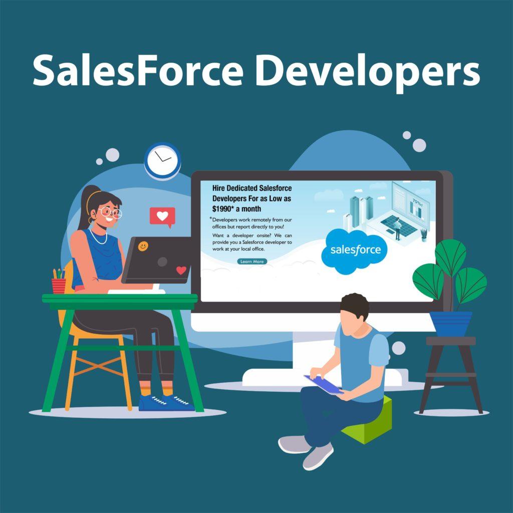 hire salesforce developer